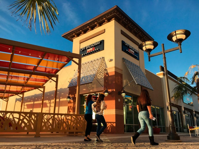 PLAN YOUR UPCOMING SHOPPING TRIP. Plan ahead and locate your favorite stores before you shop (or park). Be sure to stop by Shopper Services when you arrive to pick up your Little Red Book of Big Savings and to learn more about the many ways to optimize your Tanger shopping experience. Stores Open Today AM - PM.